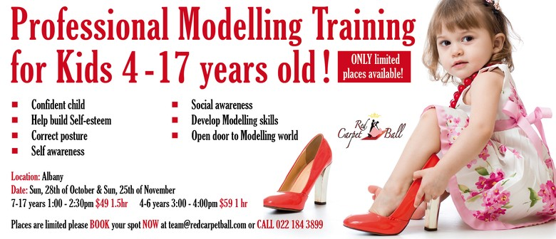 Modelling Training for Kids From 4 to 6 Years Old
