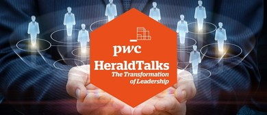 PwC Herald Talks - The Transformation of Leadership