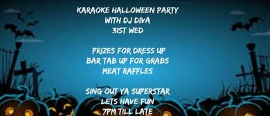 Karaoke Halloween Party