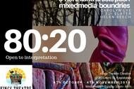 Image for event: 80:20 Open to Interpretation
