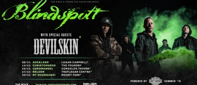 Blindspott With Special Guests Devilskin