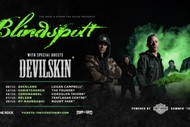 Image for event: Blindspott With Special Guests Devilskin