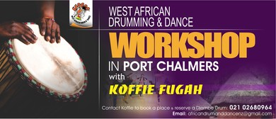 West African Drumming and Dance Workshop