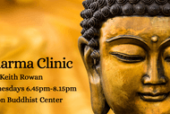 Image for event: Dharma Clinic