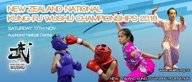 New Zealand National Kung-Fu Wushu Championships 2018