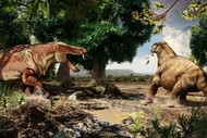 Image for event: Permian Monsters: Life Before the Dinosaurs Exhibition