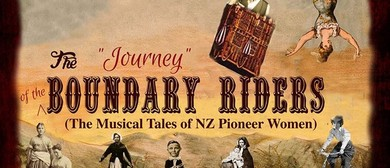 The 'Journey' of the Boundary Riders by Rachel Dawick
