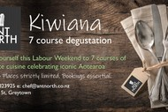 Image for event: Kiwiana Degustation by Ant North