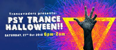 Trancevaders Psy-Trance Halloween