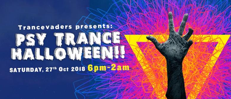 Trancevaders Psy-Trance Halloween