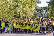 Image for event: HopeWalk Manawatū in The Esplanade: Stronger Together