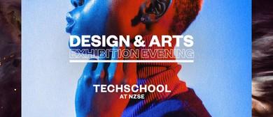 Design & Arts Students' Exhibition Evening