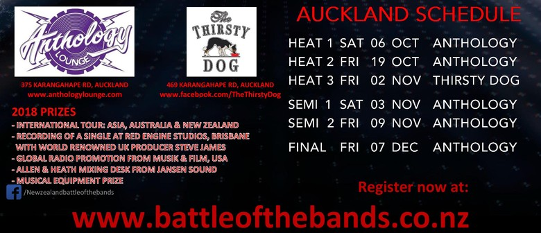 Battle of the Bands 2018 National Championship - AKL Heat 2