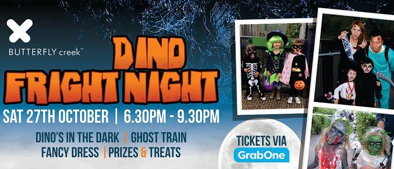 Halloween Dino Fright Night
