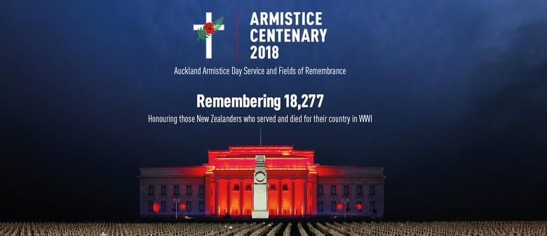 Armistice Day Centenary Service