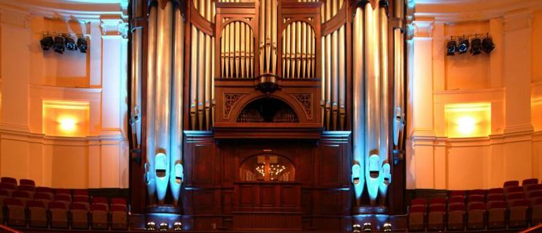 Vector Wellington Orchestra Presents 1710 - Organ Symphony