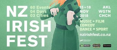 NZ Irish Fest - Wellington Festival Opening - Criu