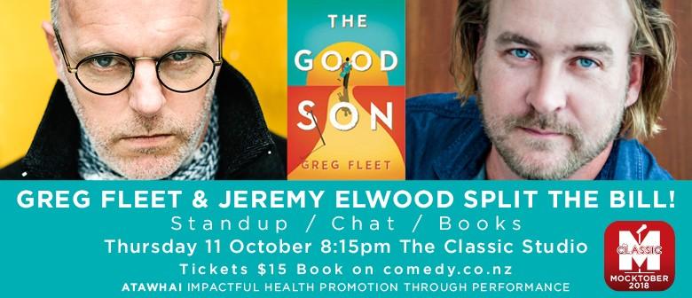Greg Fleet and Jeremy Elwood Spilt The Bill