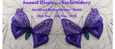 Annual Display of Embroidery