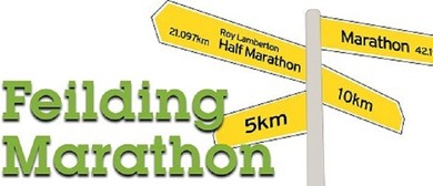 64th Feilding Marathon and 22nd Roy Lamberton Half Marathon