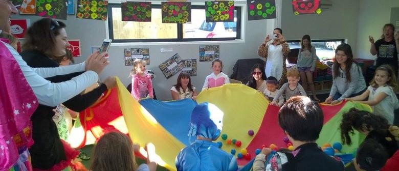 Drama Queens Preschool Classes