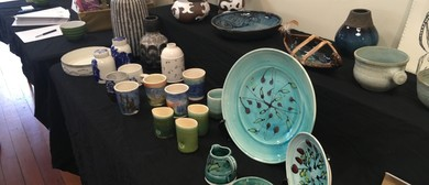 Otago Potters Group Exhibition