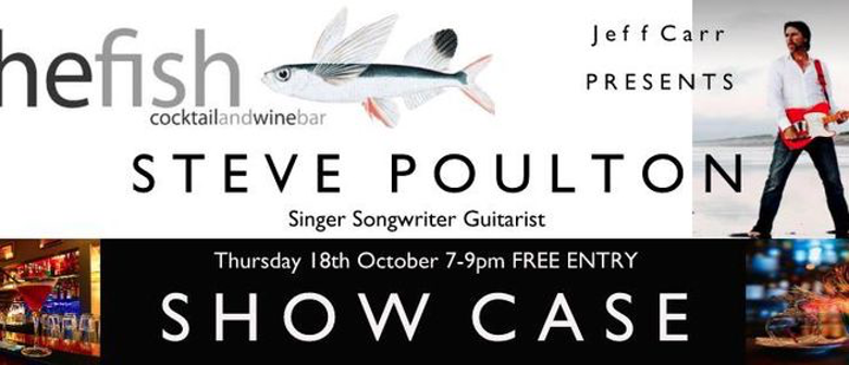 Fish Cocktail Bar Showcase - Steve Poulton
