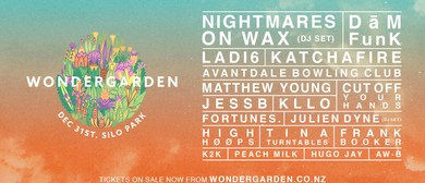 Wondergarden - New Year's Eve Festival