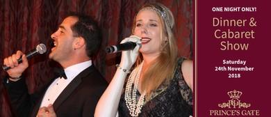 Dinner & Cabaret Show
