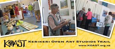 <em>Kerikeri</em> Open Art Studios Trail (KOAST)