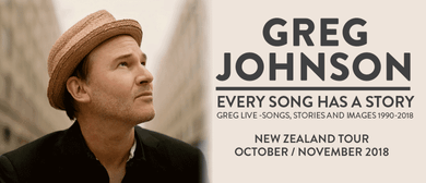 Greg Johnson - Every Song Has A Story