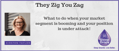 Inspirational Speaker Series: They Zig You Zag