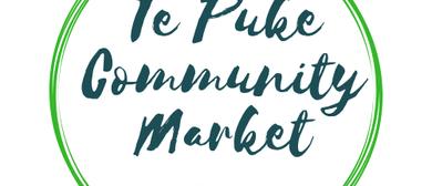 Te Puke Community Market