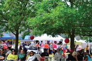 Image for event: The Cromwell Festive Fete