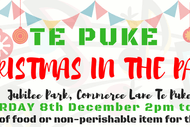 Image for event: Te Puke Christmas In the Park
