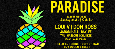 Paradise Rooftop Event