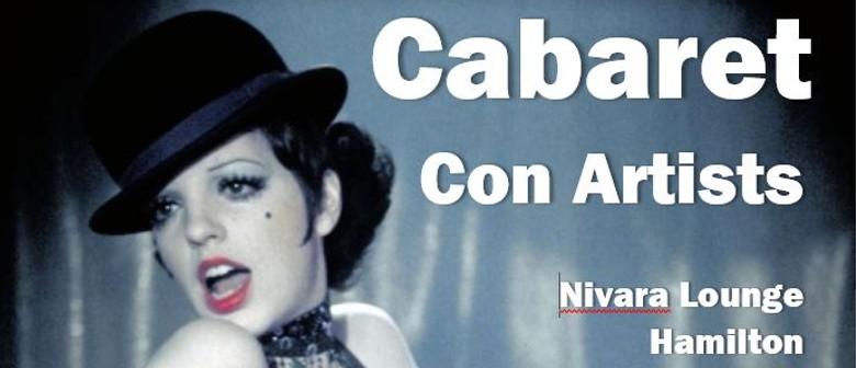 Cabaret Con Artists