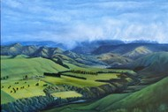 Eastern Trails - New Paintings by Graham Stichbury