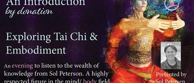 An Introduction to Tai Chi (Donation)