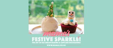 Mama's Festive Sparkle Event
