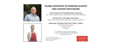 Global Response to Modern Slavery and Human Trafficking