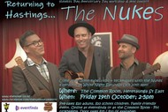 The Nukes Common Room Workshop & Mini Concert