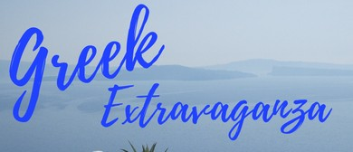 Greek Extravaganza - A Fundraiser for HarbourHospice
