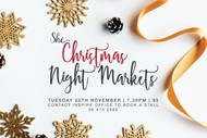 Image for event: Christmas Night Markets