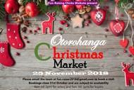 Image for event: Otorohanga Christmas Market
