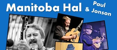 Uke Legends Manitoba Hal & Paul Jonson Concert & Workshops