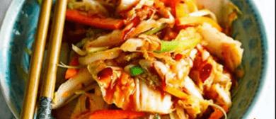 Let's Make Kimchi