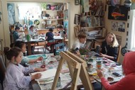 Image for event: After School Art Classes