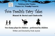 Image for event: Two Foolish Fairytales