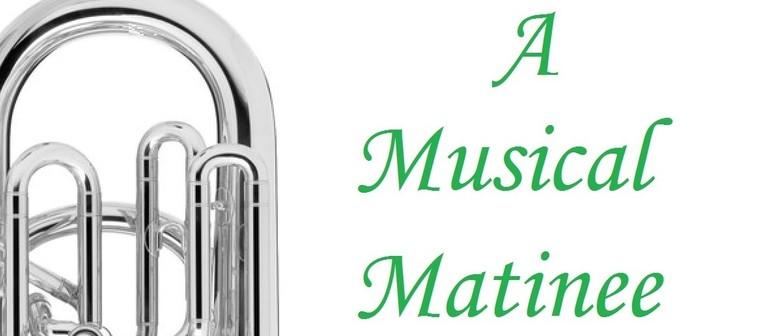 Feilding Brass End of Year Concert - A Musical Matinee